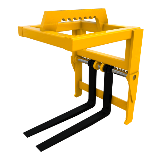AJUSTABLE PALLET LIFTER